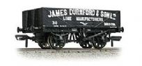 Bachmann 37-034 5 Plank wagon wiyh steel floor James Durnford